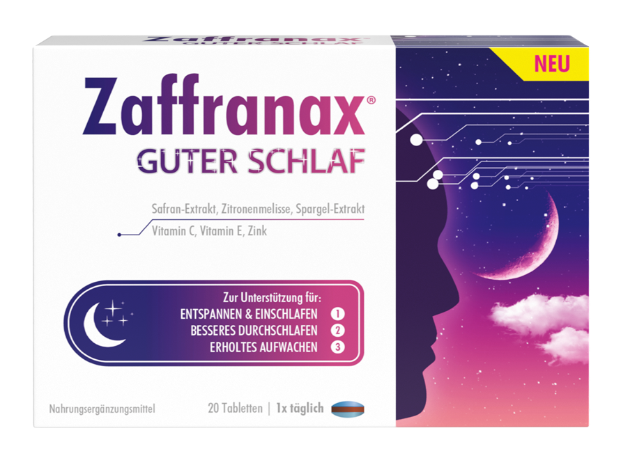Zaffranax - Positive Mood & Emotional Balance